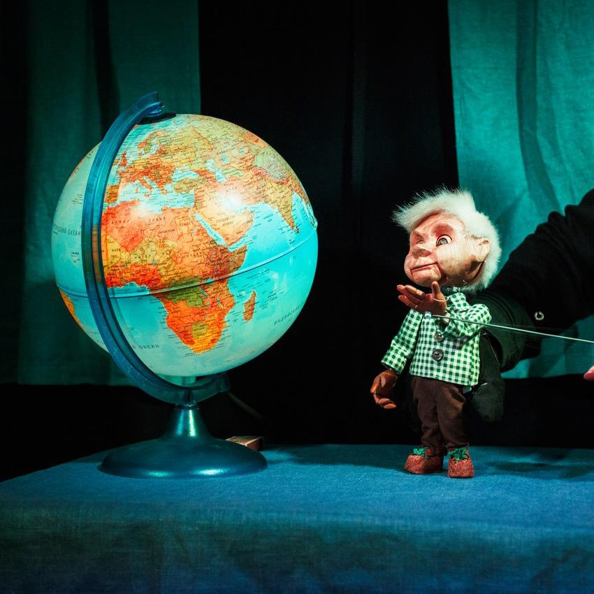 «Светлячок» (диалог куклы и человека – рассказ для детей и взрослых)
