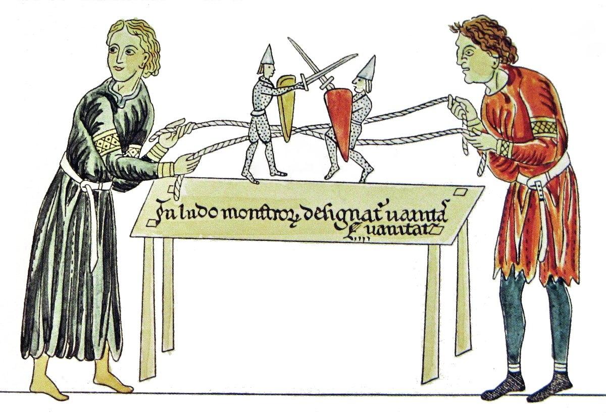 középkor_hagyományok-tavasszal_középkori-étterem