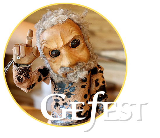 Выставка кукол Владимира Захарова