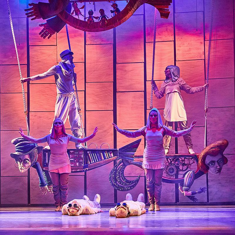 Московский театр кукол, Россия, «Морожены сказки» *12+